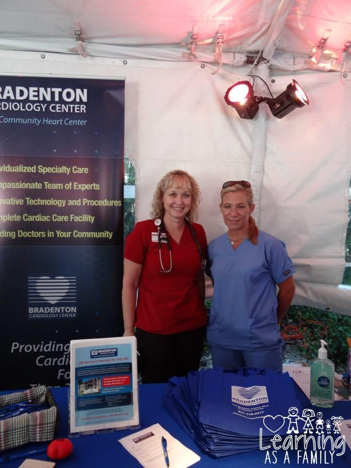 Bradenton Cardiology Center at WE Event Manatee Memorial