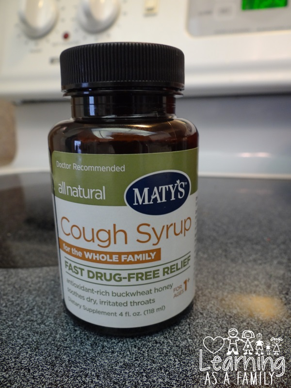 Matys Cough Syrup