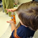 Potty Training and Dial Miracle Oil Hand Soap!