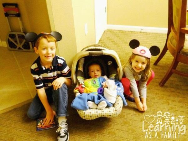 2012 Disney Trip