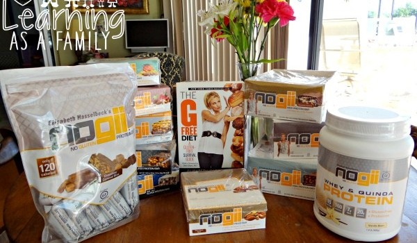 NoGii Gluten Free Bars Product Review With Protein and Paleo Options! #NoGiiLife