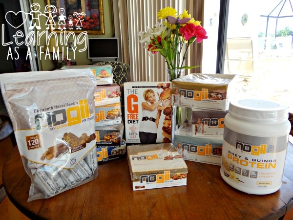 Nogii Products with Protein, Paleo