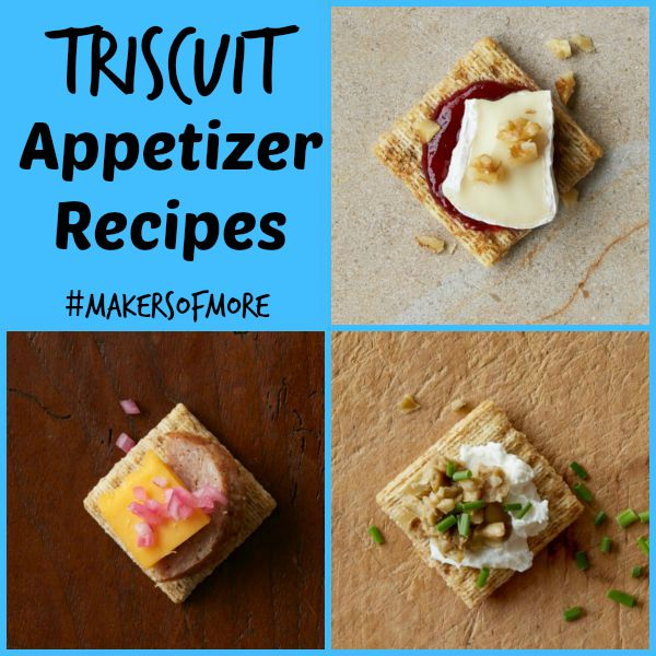 Easy Triscuit Appetizer Recipes