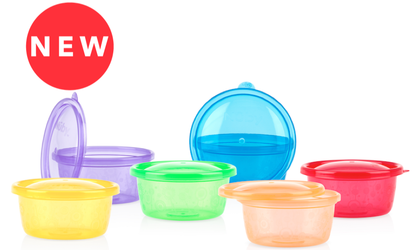 Nuby Take n Toss Stackable Bowls