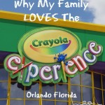 10 Reasons Why My Family LOVES The Crayola Experience in Orlando Florida!