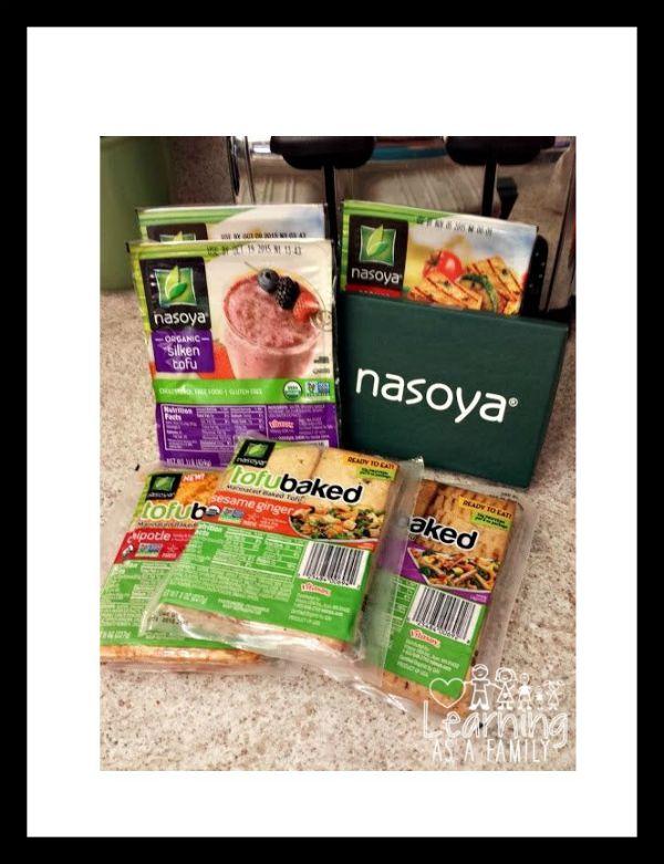 Nasoya Tofu Products