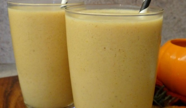 Pumpkin Smoothie Recipe, Kid Friendly and Easy To Make!