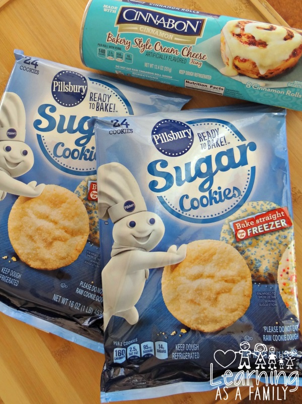Pillsbury Products from Winn Dixie