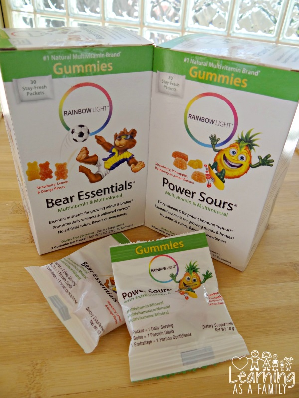 Rainbow Light Gummies Multivitamins