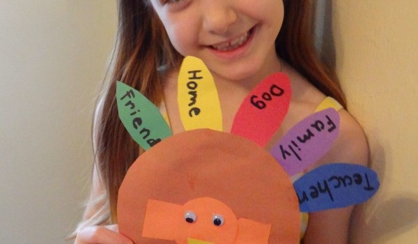 The Thankful Turkey Craft! A Way To Teach and Reflect This Thanksgiving!