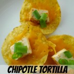 Chipotle Tortilla Appetizers, An Easy Recipe For Game Day!