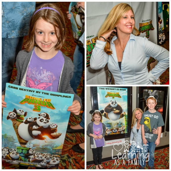 Kung Fu Panda 3 Local Red Carpet Event Tampa