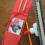 Kung Fu Panda Chopstick Pouch Craft!
