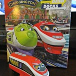 Chuggington Delivery Dash at the Docks DVD, Out February 23rd!