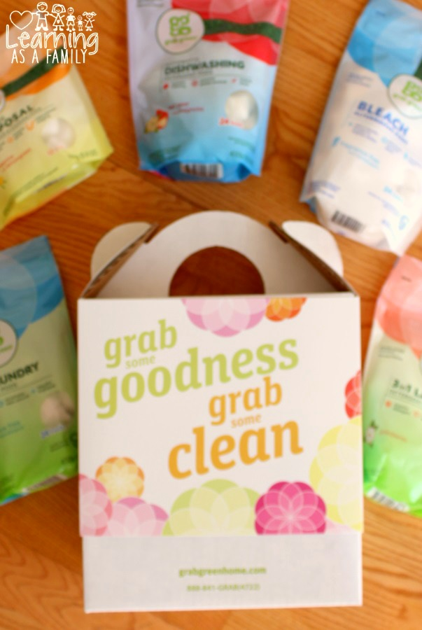Grab Green Products Review