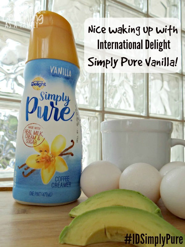 International Delight Simply Pure Vanilla