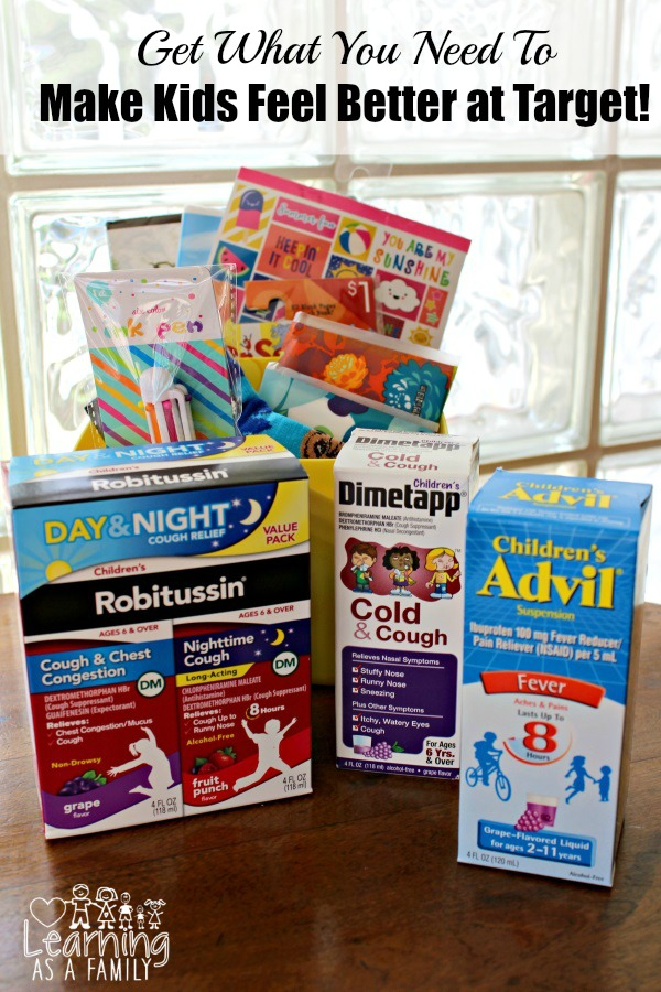 Pfizer products for Kids at Target