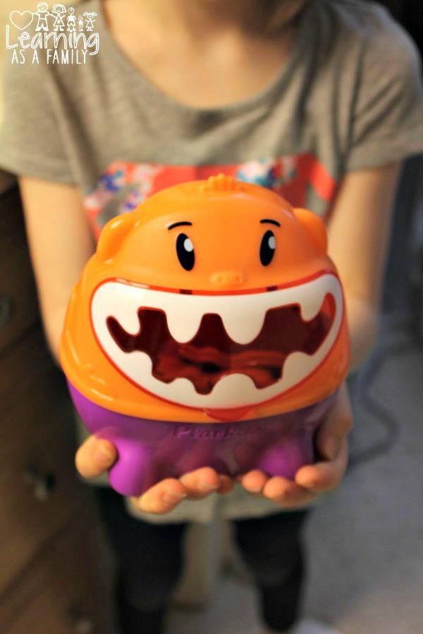 Plackers Flosser Friend for kids