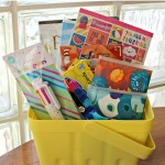 Sick Day Basket Idea for Kids!
