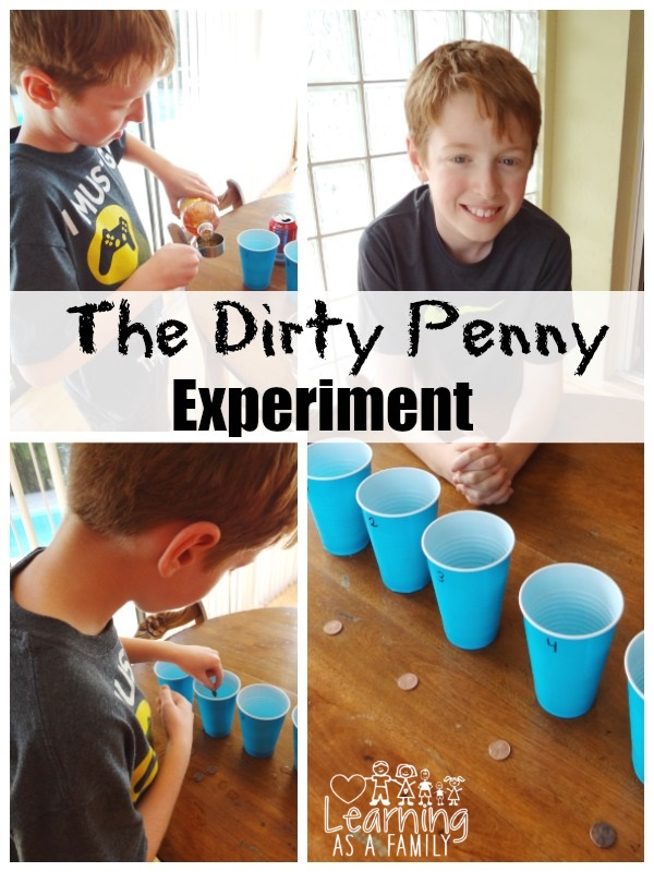 The Dirty Penny Science Experiment