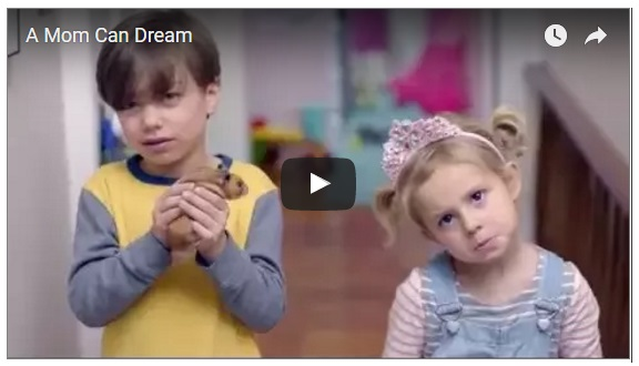 Do You Share These Same Thoughts In The Video A Mom Can Dream?