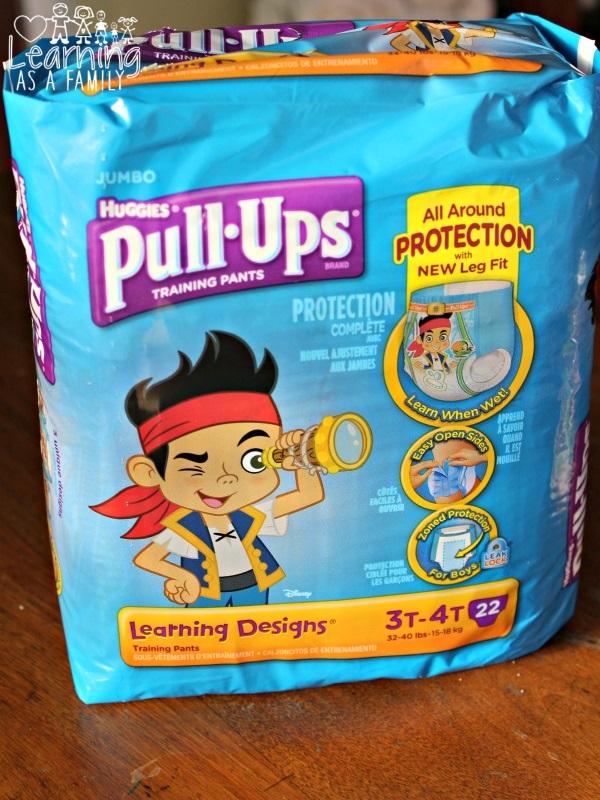 Pullups Training Pants for Boys
