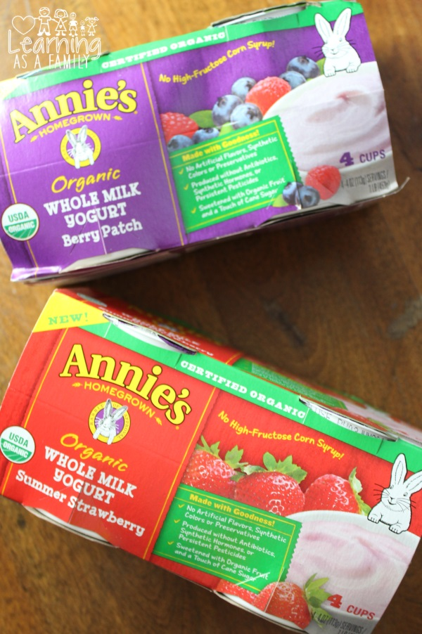Annie's Whole Milk Organic Yogurt
