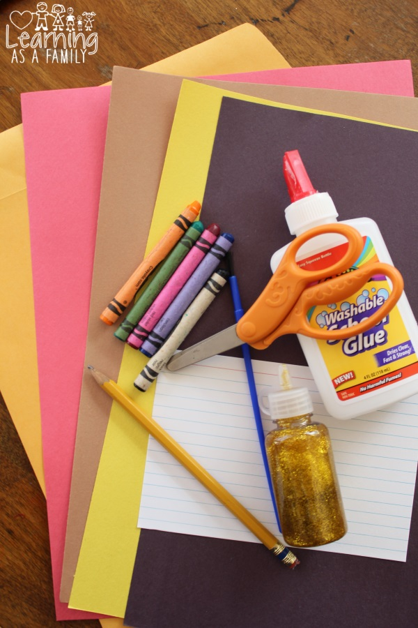 Worlds Greatest Dad Father's Day Craft Supplies