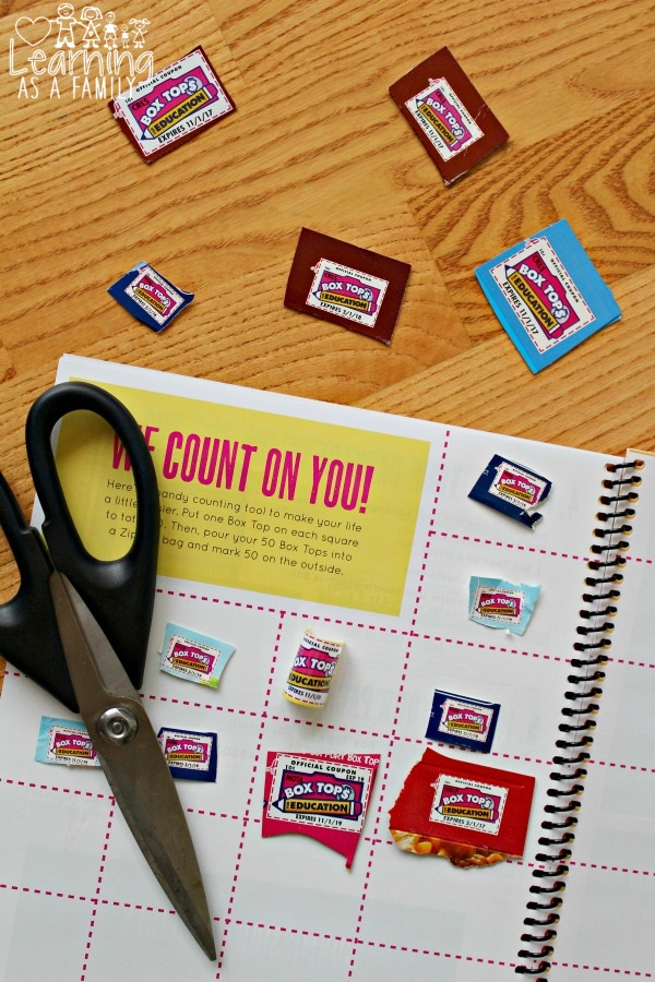 Getting Started As A Box Tops For Education Coordinator