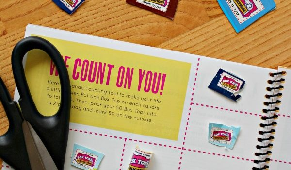 Tips To Getting Started As A Box Tops For Education Coordinator!