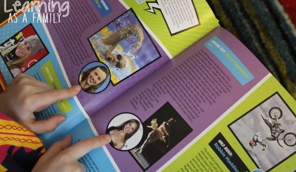 Review of National Geographic Kids The Book Of Heroes and The Book Of Heroines!