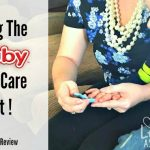 Using The Nuby Nail Care Set with My Toddler!